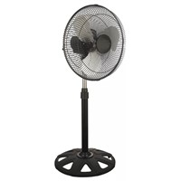 New design high speed 16inch stand fan RPM1800-2000