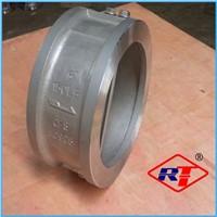 class150 double-disc swing check valve
