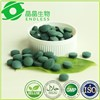 Natural organic now products spirulina tablet high quality OEM/ODM capslue