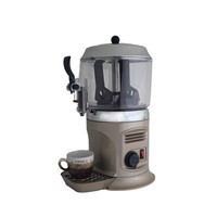 hot chocolate dispenser, commercial chocolate drinking machine HC02 CE ROHS certificate 5L