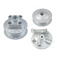 Motorcycle Parts Motorcycle Wheel Hub Alloy Wheel CG125