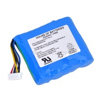 Oximeter Battery Replacement for Masimo RAINBOW,Masimo Radical-7,14282 Bio-Medical Battery