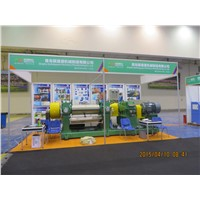Two roll mixing mill machine & Open mixing mill machine