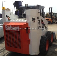 Used Bobcat Skid Steer Loader/Wheel Skid Steer Loader