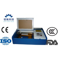 Low Cost Laser Cutting Machine Rf-3020-40w-Co2 with High Quality