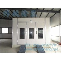 China high quality powder coating spray booth manufacturer