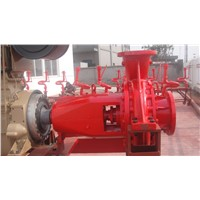 Diesel Engine Marine Fire Pump/ Fire fighting pump