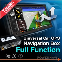Full function universal Car GPS navigation box