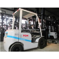 3Ton Automatic Diesel Forklift With Isuzu C240 Engine TCM Forklift