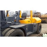 Used TCM 10T Forklift Used Forklift