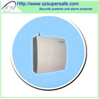 Wireless GSM repeater