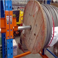 heavy cable reel racks