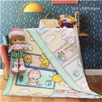 Baby blanket,children blanket,small size blanket,flannel blanket