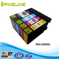 2015 New arrival, Compatible PGI2500xl ink cartridge for Canon Maxify MB4050/MB5050/MB5350
