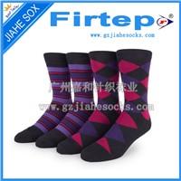 Multi-color men dress Socks Men socks Factory