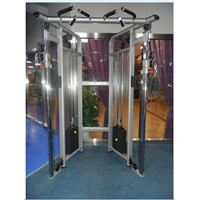 Dual Adjustable Pulley (SA22)/Fitness Equipment/Indoor Fitness Machine