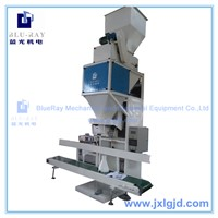 PET flake packing machine
