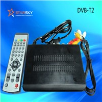 Mini Metal Decoder Dvb-T2 TV Receiver