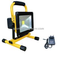 4000-5500K  4400mAh 1ow Portable LED Flood Lights
