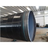 PP Spiral Steel Pipe