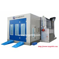 TARGET Europe Design Used Car Truck Paint Booth for Sale/Paint Booth from China