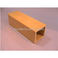 FRP pultruded rectangle square tubes