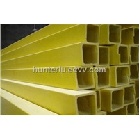 FRP Fiberglass 50mm*45mm*5mm Pultruded Square tube