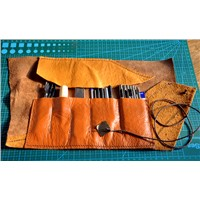 Leather Tooling Bag