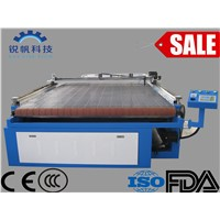 Auto Feeding Die Cutting Machine RF-1610-CO2-100W for Cloth Cutting