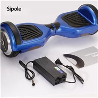 Free Shipping 264Wh Two wheels Self Balancing Smart Electric Scooter with 20KM Travel Distance