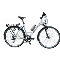 High Quality E-Bike with Mini Bottle Battery (M713CC)