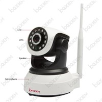 Indoor CCTV HD P2P PTZ IP Camera with Wifi Night Vision for home use new baby monitor