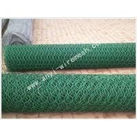 Plastic Coated Gabion mesh