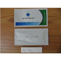 fertility tests one step in vitro diagnostic LH ovulation urine test card