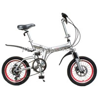Lightweight Folding Bike for Kids and Adult