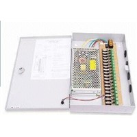 CCTV camera power supply box DC12V 10A 18way power supply