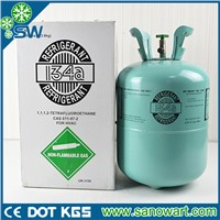 Compressor r134a refrigeration gaz R134a for auto air-conditioning