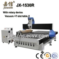 JX-1530R  JIAXIN 4 axis plywood cutting cnc router