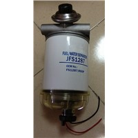 R60P/JFS1287/FS1287 FUEL FILTER / WATER SEPARATOR ASSEMBLY WITH HEATER WTIH PUMP