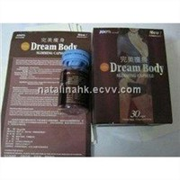 Dream Body Weight Loss Pills With Natural Plants, Herbal Slimming Capsules To Burn Fat