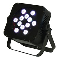 NEW ADJ Freedom 12pcs*18W 6IN1 RGBAW+UV Battery Powered LED Par Light For DJ Club,Event