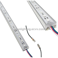 U shape Rigid Light bar/ LED rigid strip light in RGB 5050SMD