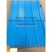 3 layers UPVC Roofing Tile with Corrsion Prevention and Heat Insulation