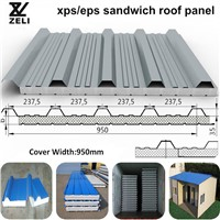 eps sandwich roof panel insulation sandwich panel