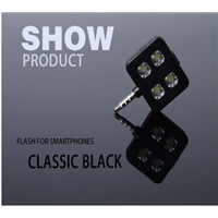 Iblazr flash led light selfie falsh led light from Chinese manufactuer