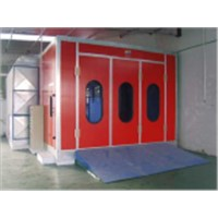 Automobile Paint Baking Room Spray Painting Room
