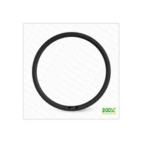 Boostbicycle 38mm depth bicycle carbon clincher rims 23mm width for road bikes