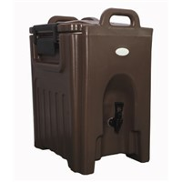Durable Brown 46Litre Insulated Beverage Dispenser