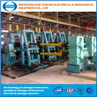 ERW Carbon Steel Pipe Making Machine, Pipe Mill Line