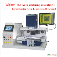 Wickon 660  laser ir6000 bga rework station wholesale